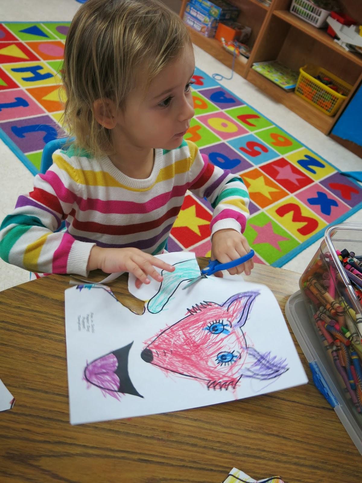 Preschool For Rookies Dr Seuss Fox In Socks