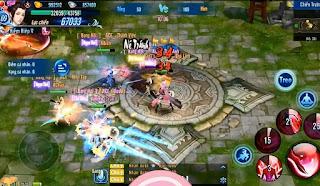 game võ lâm truyền kỹ 3d cho apk điện thoại