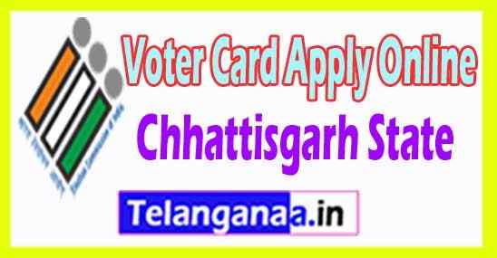 How to Apply Voters ID Card in Chhattisgarh State Online / Offline