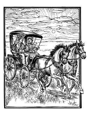 Farmer boy laura ingalls free coloring pages for Little house in the big woods coloring pages