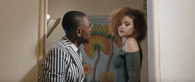 Ommy Dimpoz ft Mwana FA – Hello