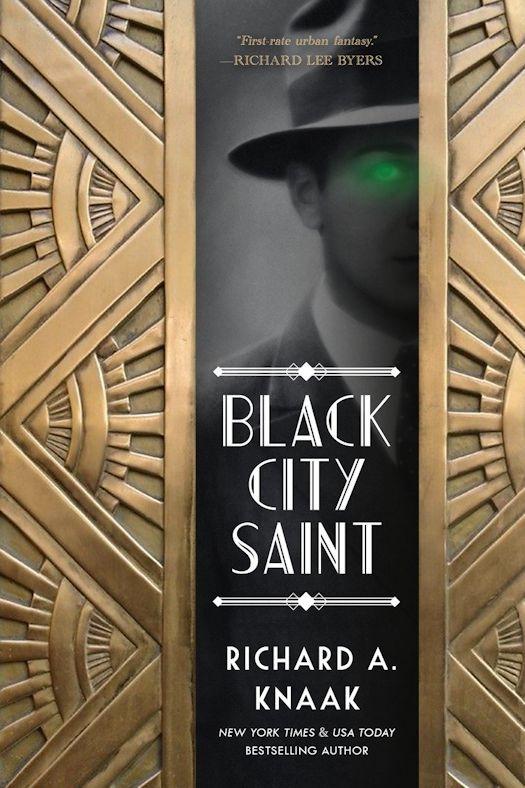 Review: Black City Saint by Richard A. Knaak