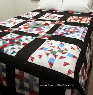 Block of the Month Free Quilt Pattern