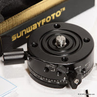 Sunwayfoto DDP-64SX Indexing Rotator Review