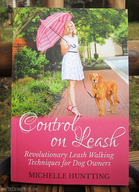 Michelle Huntting's Book Control on Leash: Revolutionary Leash Walking Techniques for Dog Owners