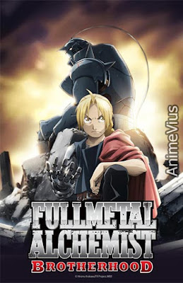 Fullmetal Alchemist Brotherhood 64 64 Mega Mf Latino