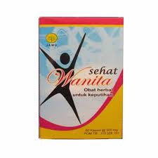 Herbal Kapsul Sehat Wanita Herbal Keputihan