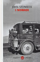 John Steinbeck-I nomadi-Traduzione di Francesca Cosi e Alessandra Repossi - copertina