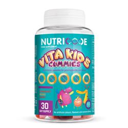30 Multivitamin Gummibärchen für Kinder