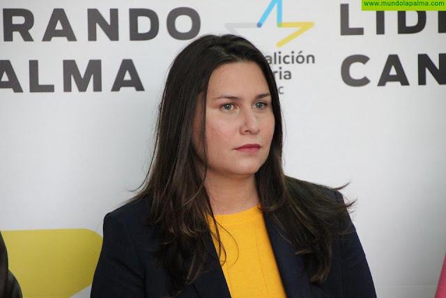 """Mónica Gómez: """"El estilo de hacer política de Vicente Rodríguez es propio de otros tiempos y ya no funciona"""""""