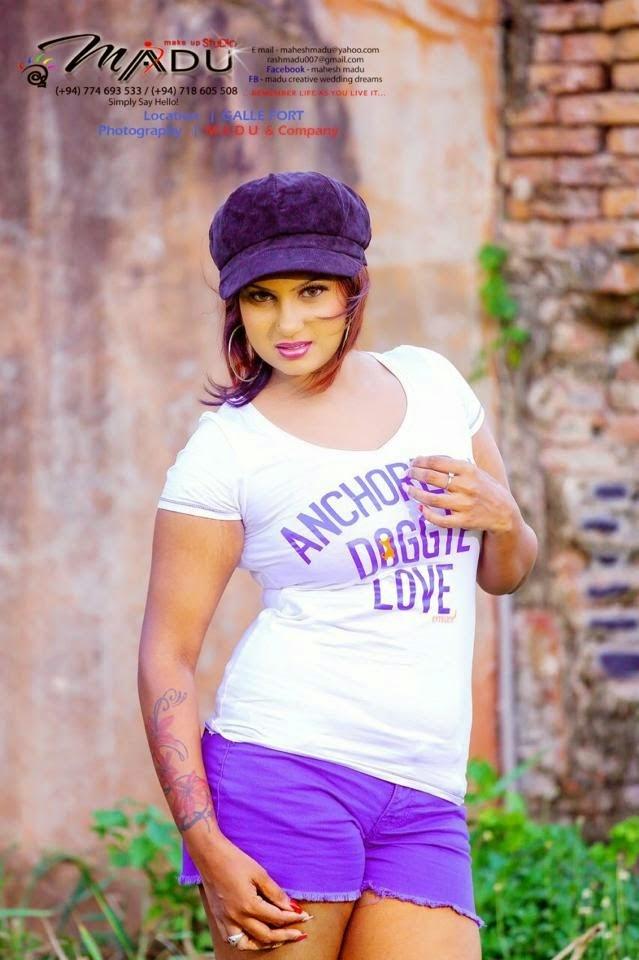 Chathuni Nivarthana Latest Hot Photos