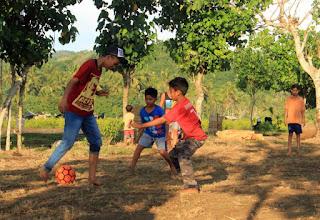 Futsal sepak bola Indonesia