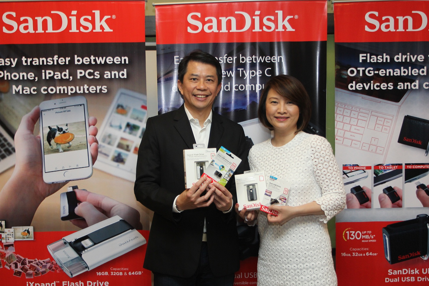 SanDisk Introduces New Line of Mobile Memory Solutions