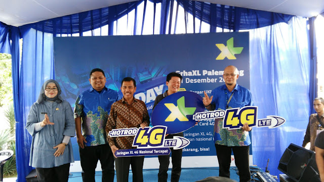 XL Dorong UKM Manfaatkan Teknologi Digital