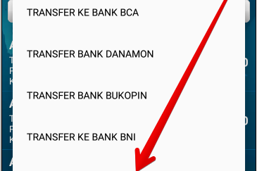Cara Mencairkan Komisi Agen Pulsa ke Rekening Bank BRI BNI MANDIRI BCA Dll