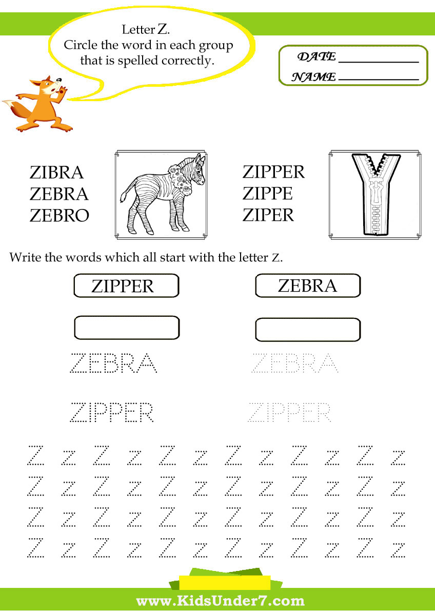 7 letter words with e zipper starts with z images frompo 22117 | Letter Z 2
