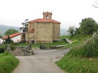 San Miguel del Meruelo camino de Santiago Norte Sjeverni put sv. Jakov slike psihoputologija