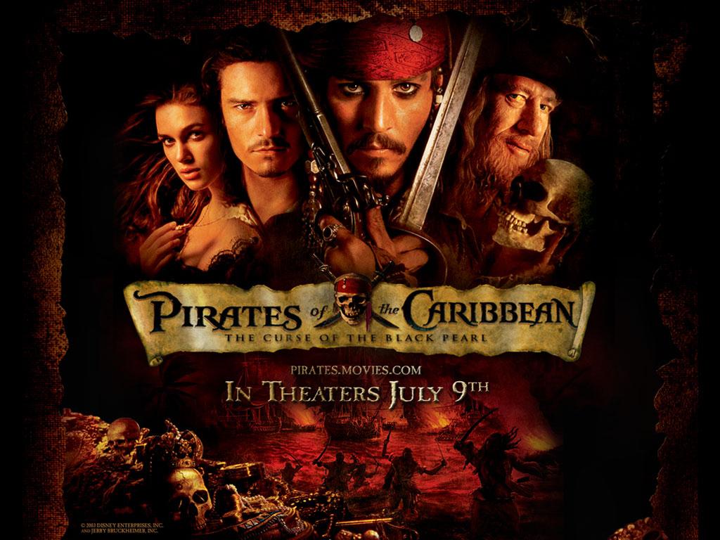 pirates of the caribbean 1 stream