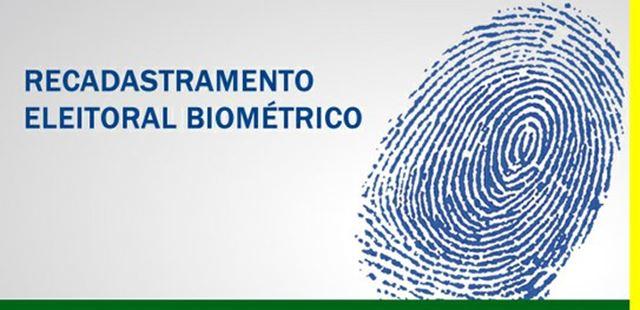 Bom Lugar e Pirapemas: recadastramento eleitoral biométrico ocorre entre 21 de novembro e 20 de dezembro