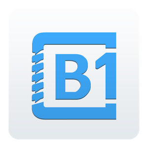 B1 File Manager and Archiver Pro 0.9.96 APK