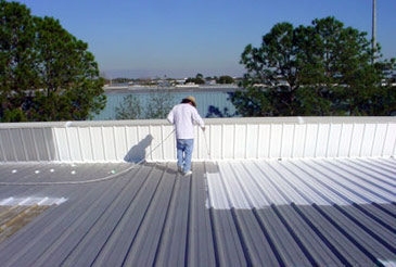 White Roofing Systems An Overview Of White Roof Coatings