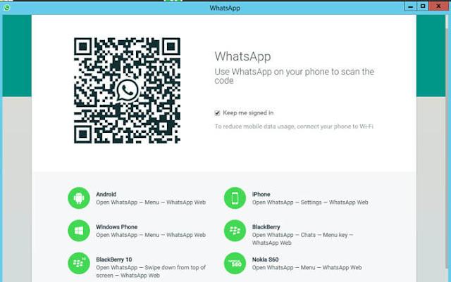QR dari Web.Whatsapp.com