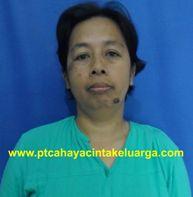 Warsini Pembantu Rumah Tangga Jambi ~ LPK Cinta Keluarga Semarang