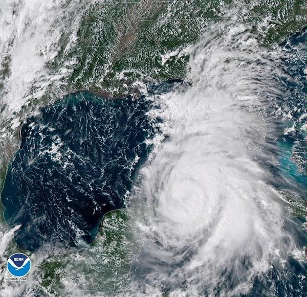 URGENTE: El Huracán Michael Puede Impactar Como Categoría 3 En Florida Estados Unidos.