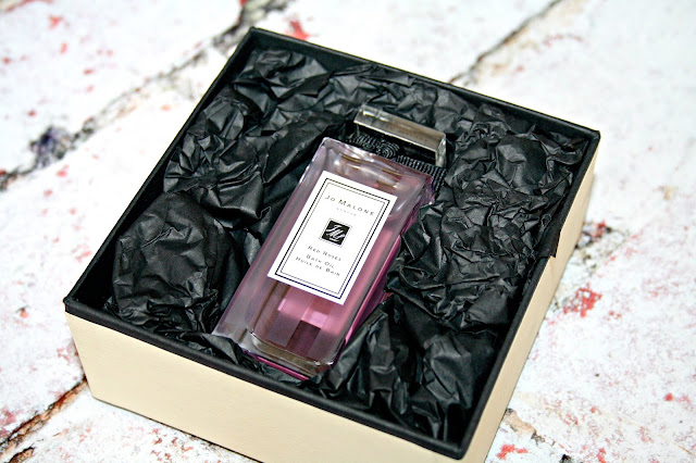 Jo Malone London Red Roses Bath Oil 30ml Bottle