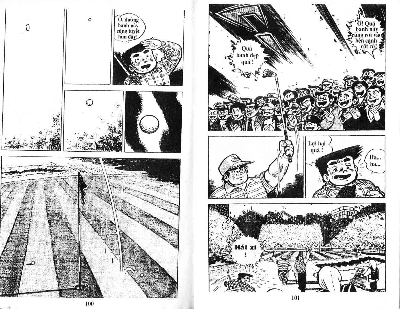 Ashita Tenki ni Naare chapter 38 trang 48