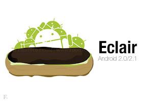 Android 2.0 Eclair (API level 5), (API level 6), (API level 7)