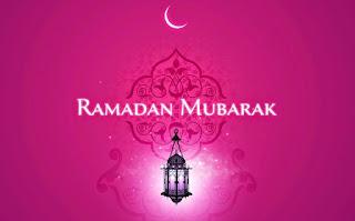 ramadan mubarak status