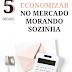 5 dicas para economizar no mercado morando sozinha