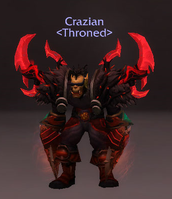 I put together two sets. Both sets use armor from multiple expansions. I tried to keep both sets with a dark and glowy red visual to match tainted Xavius ...  sc 1 st  Pyckles Fashion Plates - Transmog Outfits for the Role Player & Pyckles Fashion Plates - Transmog Outfits for the Role Player