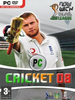 EA Sports Cricket 2008 Game