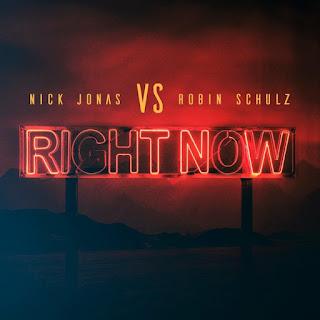 Nick Jonas vs Robin Schulz - Right Now