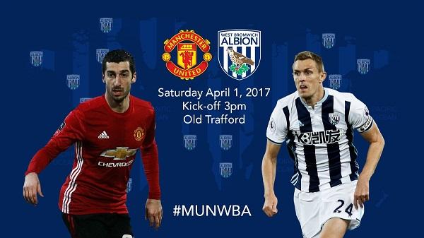 Man United vs WBA