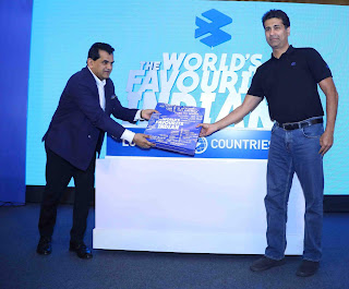 "Bajaj Auto Ltd launches new brand identity as ""The World's Favourite Indian"""