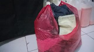 Cara membuat nota bon laundry