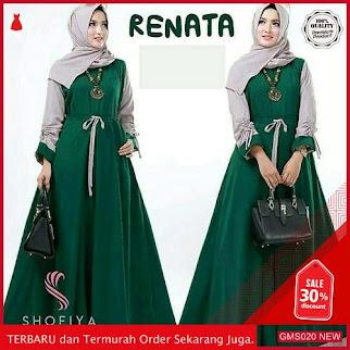 GMS020 SDropship SKNR020D159 Dress Renata Muslim Exlusive Dropship SK0919565373