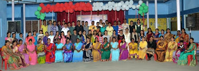 Gems School At Bhabua Bids Farewell To Outgoing Students