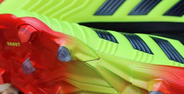 ea819fd1c Update  The first real pictures and videos showing the final version of the Adidas  Predator 18+ World Cup boots have leaked via the great  mania expert.