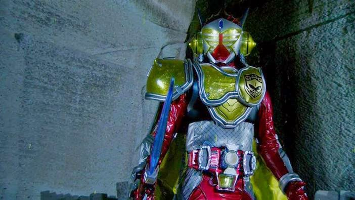 Kamen Rider Baron Lemon Energy Arms Debut - Kakaku Blog