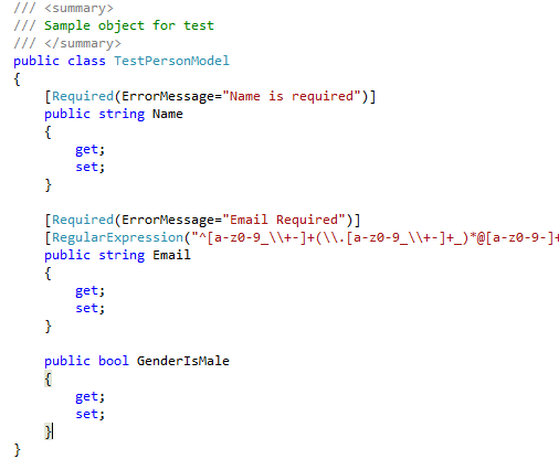 Things learn from coding for fun : Data Annotation in WPF