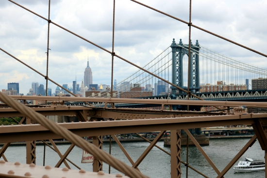 Brooklyn Bridge | Empire State Building | New York City