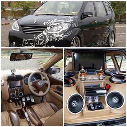 Daihatsu Car Wallpaper: MODIFIKASI MOBIL XENIA