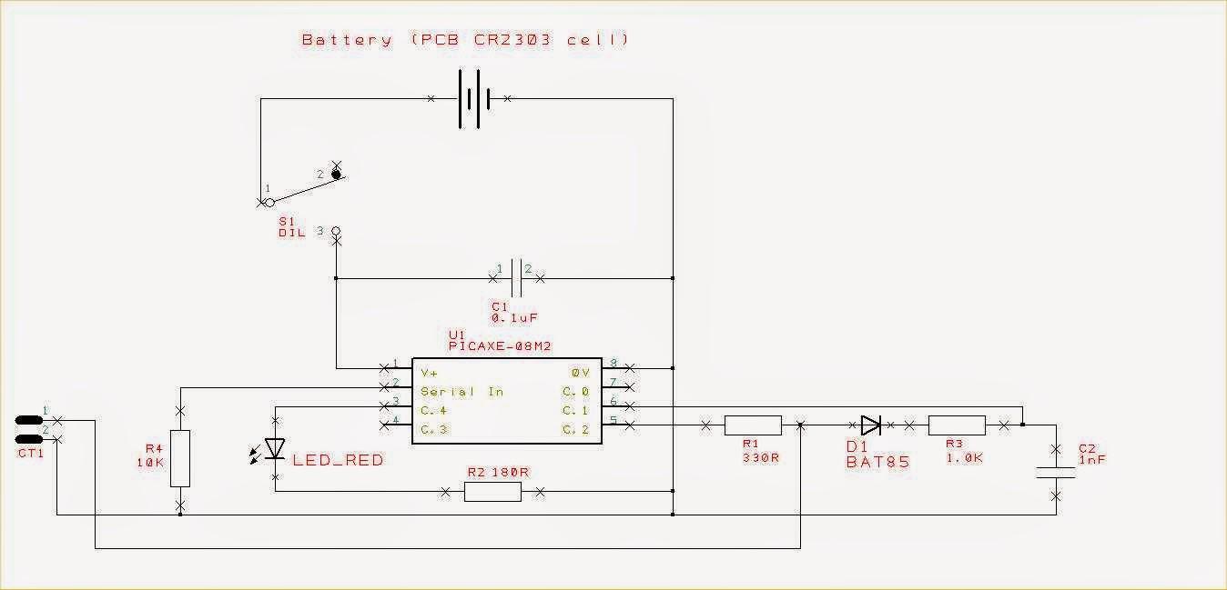 WRG-3746] Magneto Wiring 25cc Schematic