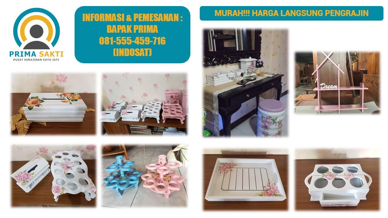 Hub 081 555 459 716 Indosat Kerajinan Kayu Jati Bojonegoro Rak Tempat Aqua Pusat Dan Souvenir