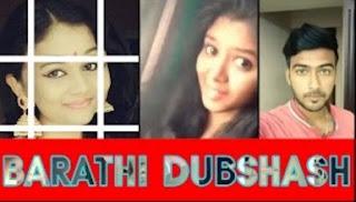 Bharathi latest Dubsmash tamil
