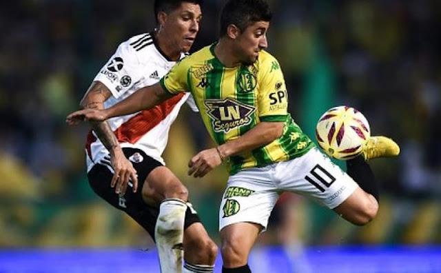 River Plate vs Aldosivi VER EN VIVO ONLINE Octavos de Final Copa Superliga Argentina.